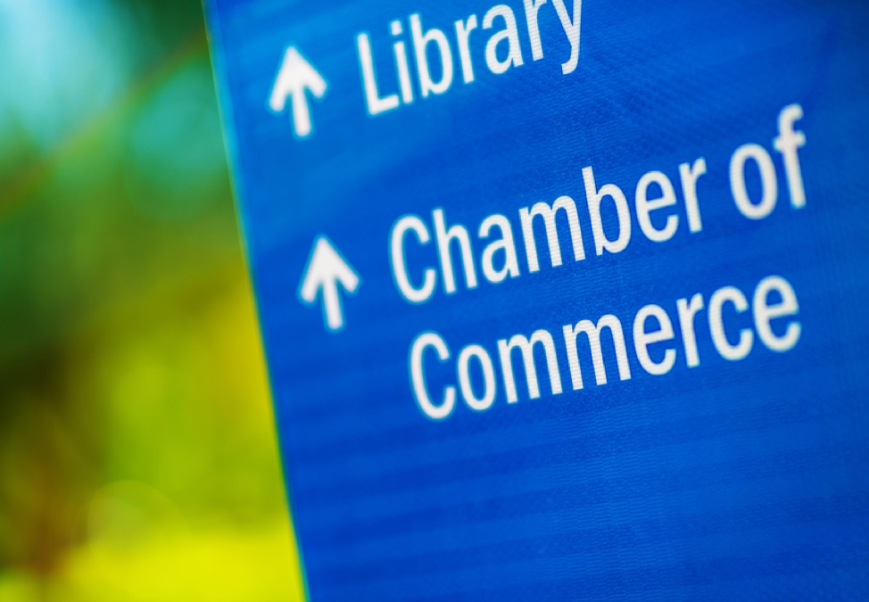 Why join your chamber of commerce